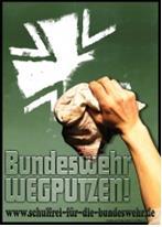 Bundeswehr weg